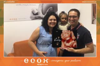 Ecografía emocional ecografía 4D de Rita Sousa