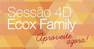 Nasce a Ecox Family, a sessão com mais emoção da Ecox4D