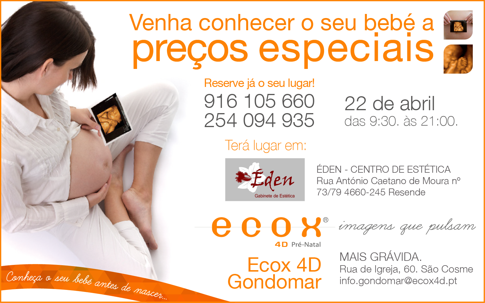 Ecox PT Gondomar - Ev Sesiones especiales 22-04-17