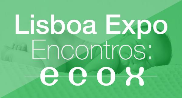 workshops e eventos sobre gravidez da Ecox Lisboa Expo – Julho 2017.
